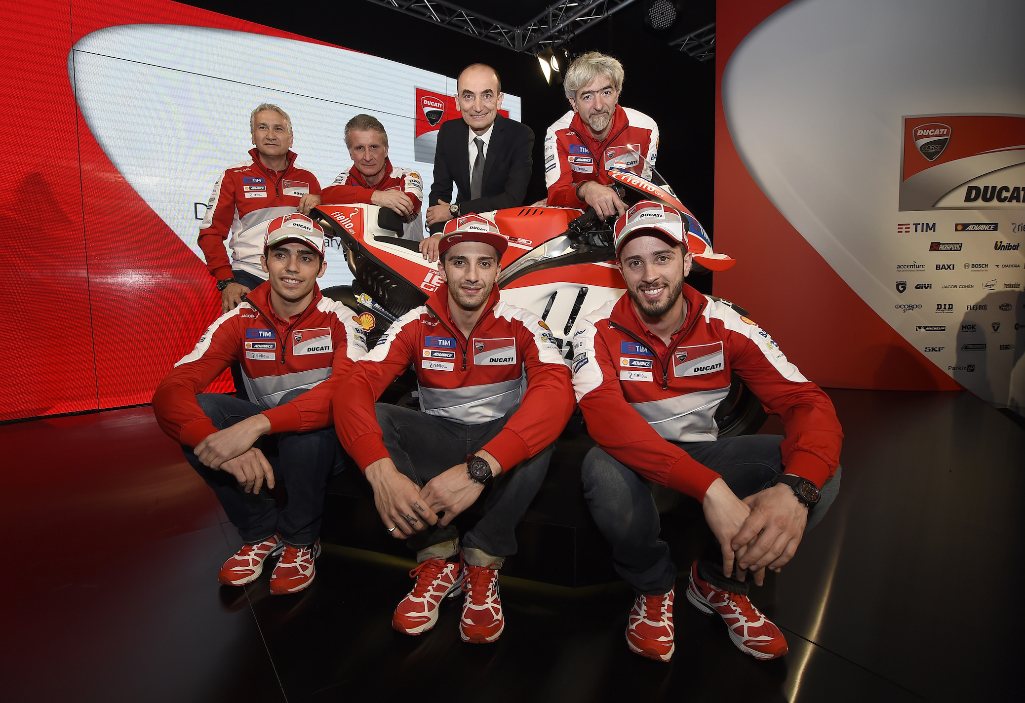 GIVI+is+the+new+sponsor+of+DUCATI+TEAM+at+the+motoGP