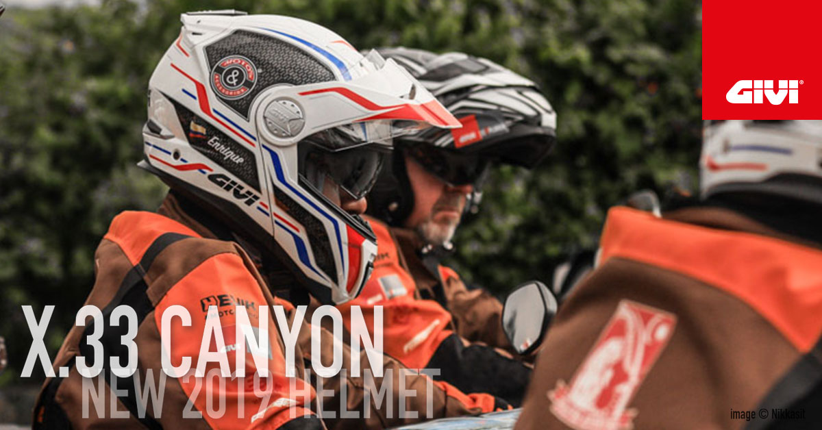 GIVI+launches+the+X.33+Canyon%2C+the+modular+helmet+for+those+who+want+the+best%21