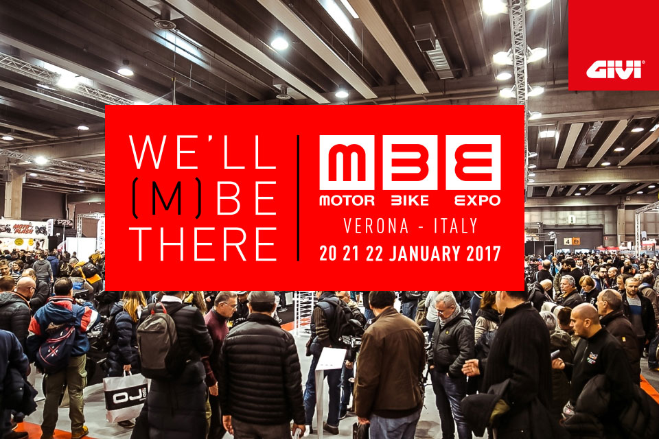 GIVI+AT+THE+2017+MOTOR+BIKE+EXPO