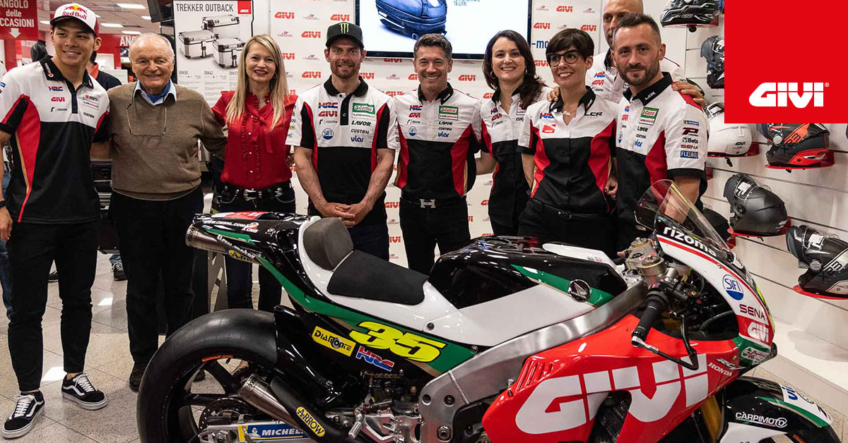 The+Brescia+meeting+between+Team+LCR+Honda+and+GIVI+is+renewed+again+this+year%21