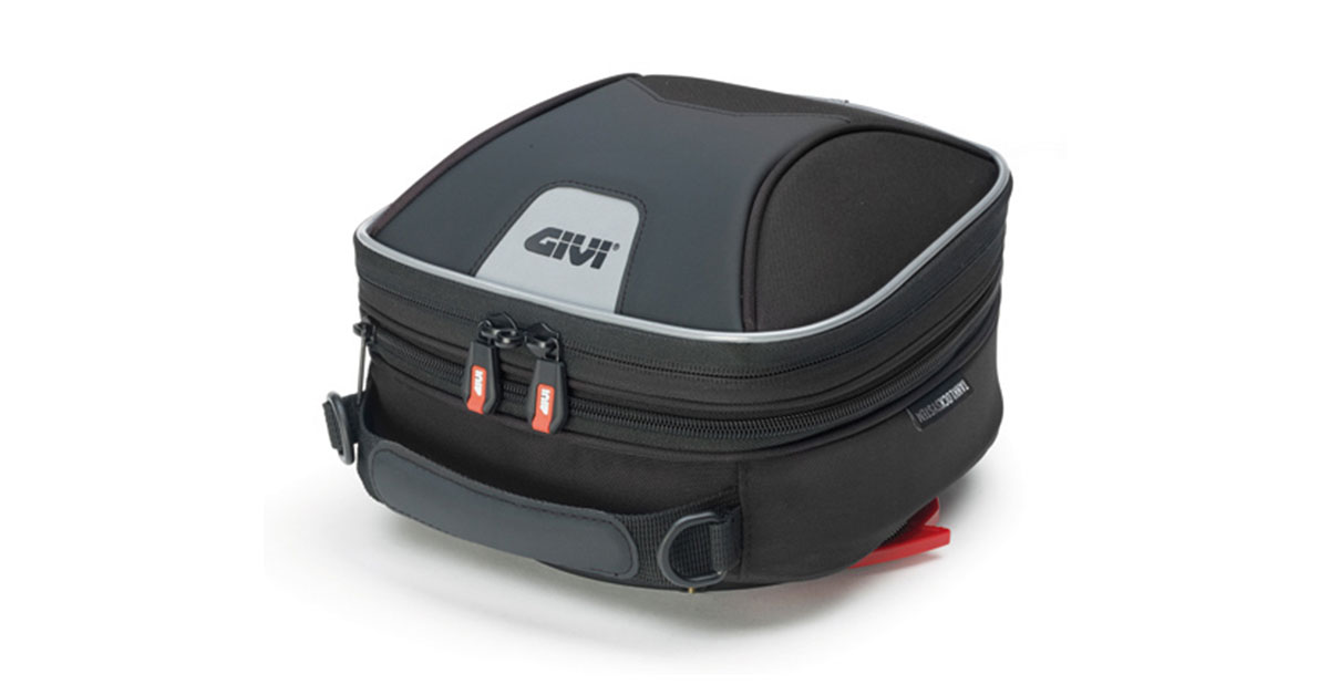 Givi Tanklock Bag The New Compact Mini Bag From Givi