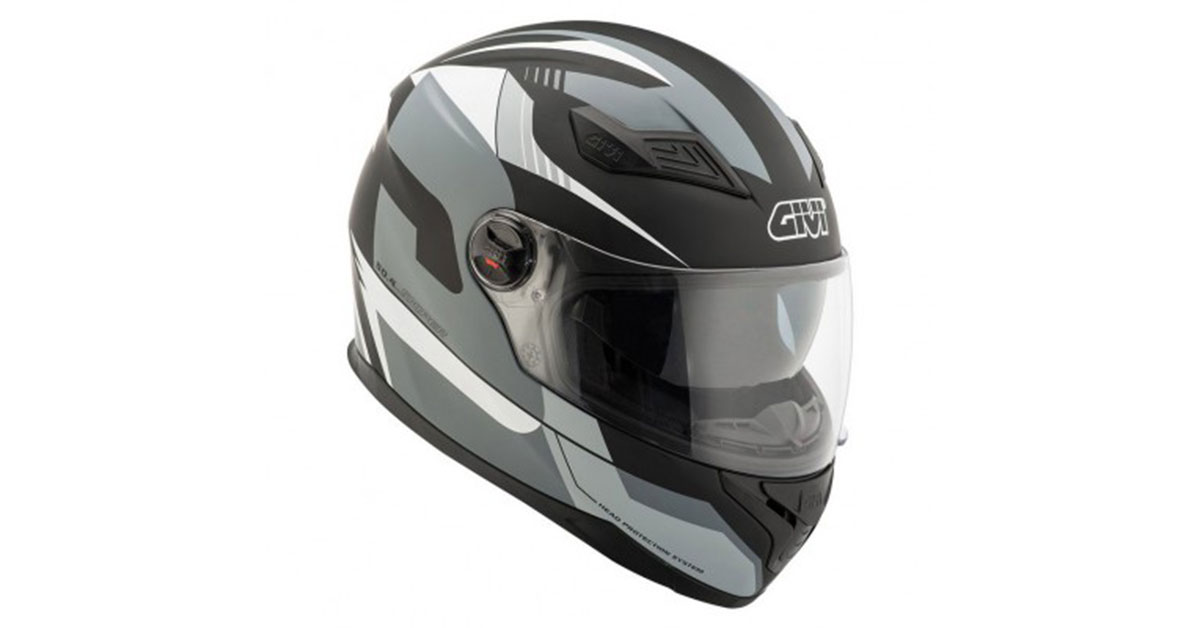 SHARP+AWARDS+4+STARS+TO+THE+GIVI+50.4+FULL+FACE+HELMET%21
